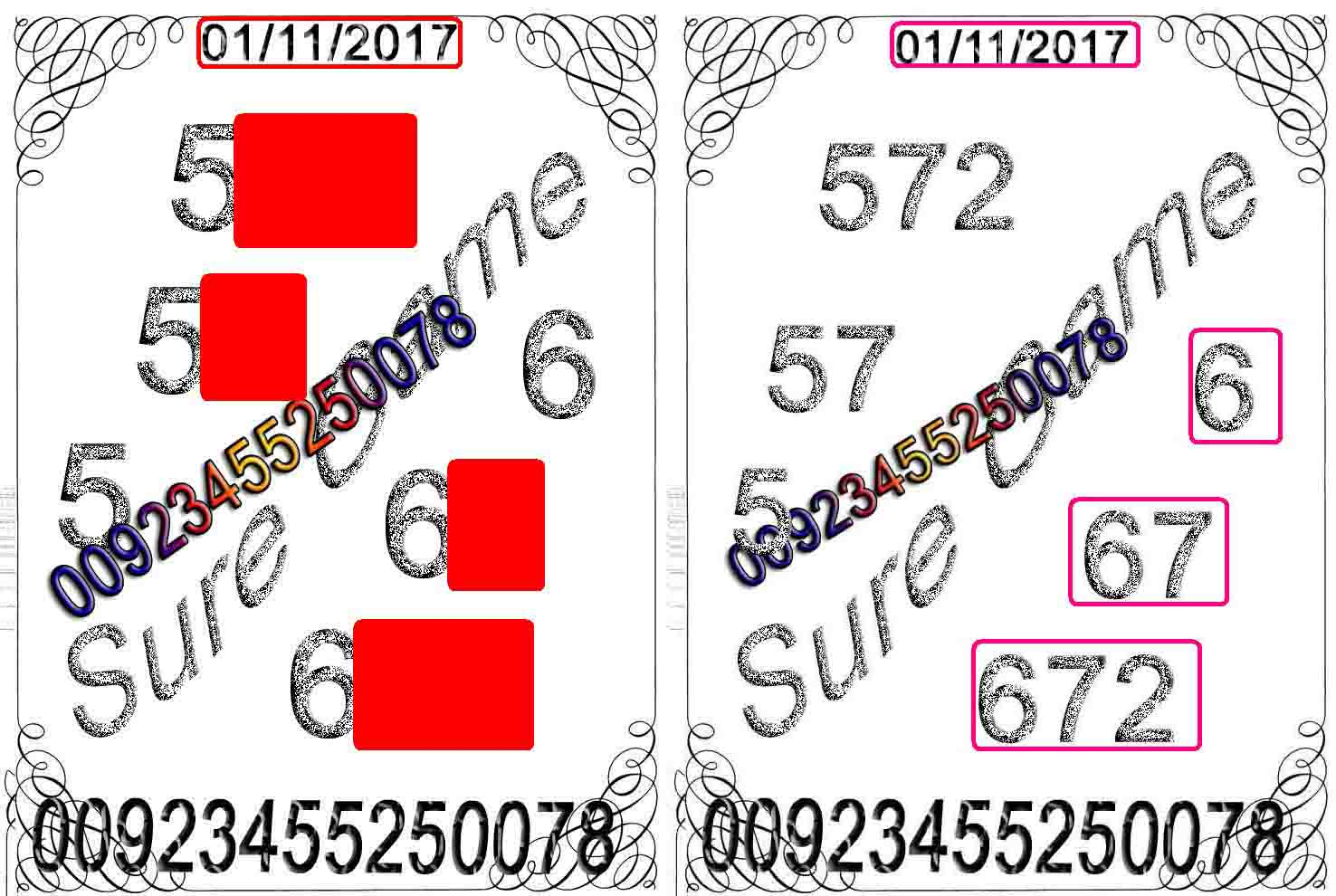 Thai Lotto VIP0010274-2