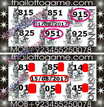 Thai Lotto VIP0028-2