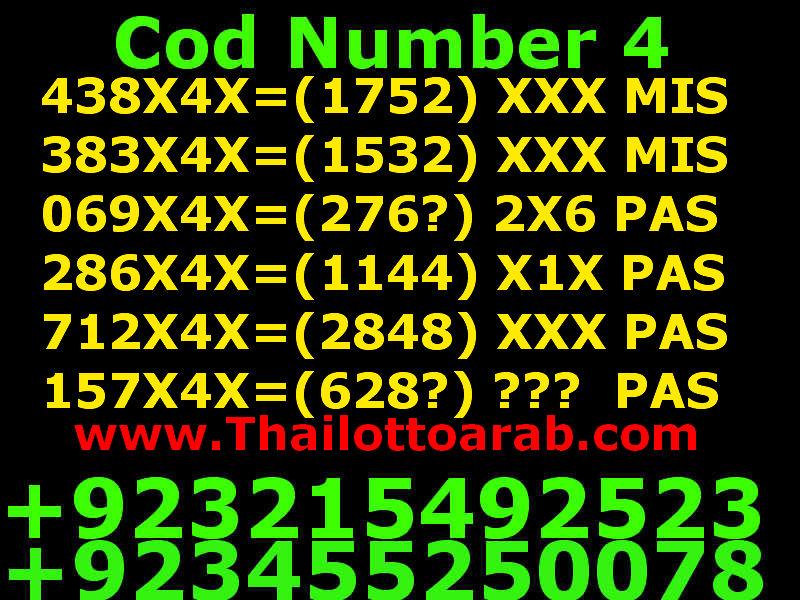 Thai Lotto VIP0055