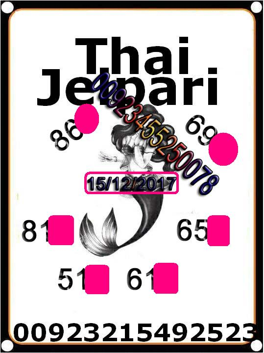 Thai Lotto VIP0080