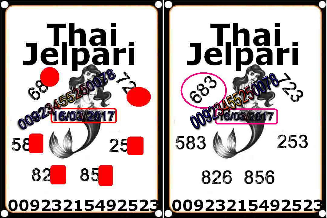 Thai Lotto VIP0080-2
