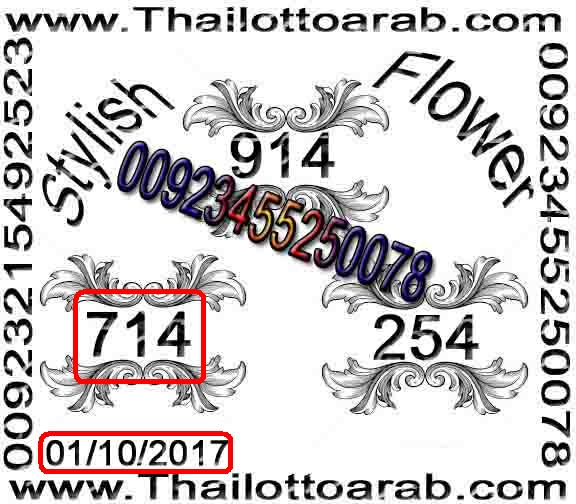 Thai Lotto VIP10282
